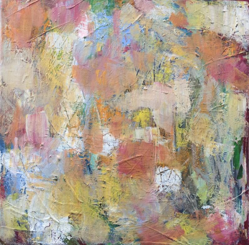 204/ Acryl auf Leinwand, 40 x 40 cm, 2016