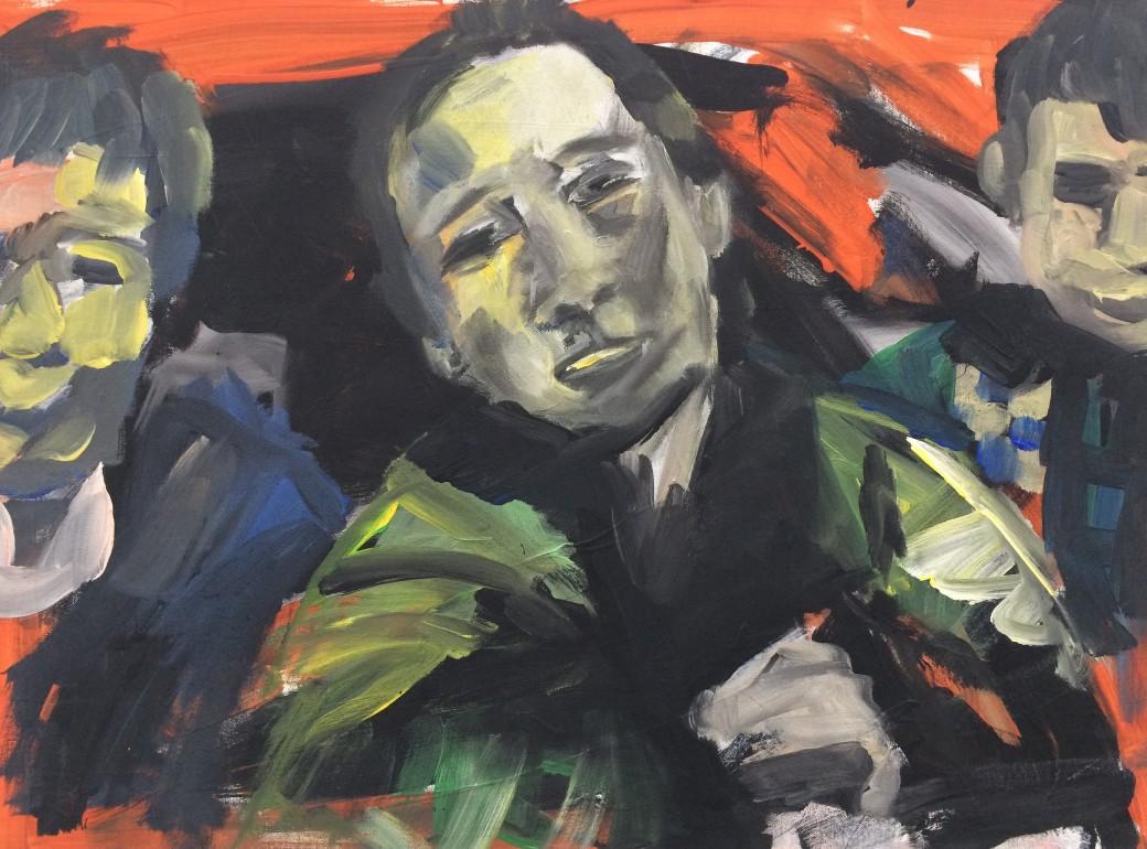 112/ acryl auf leinwand, 60 x 80 cm, 2005