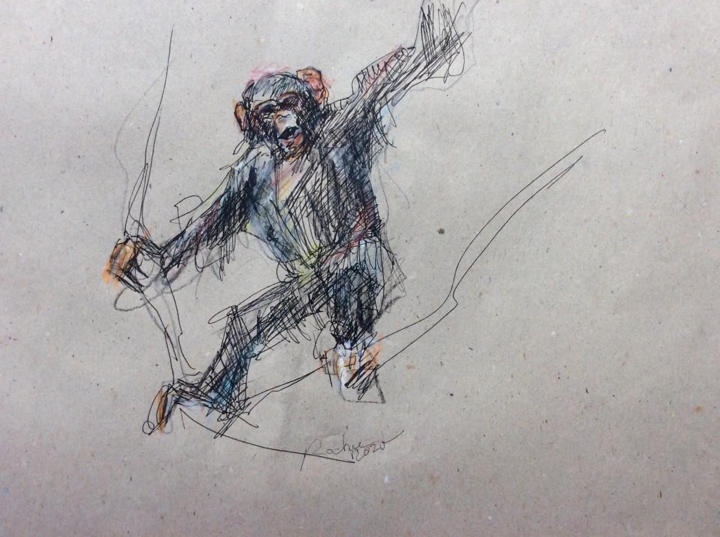 12, Zeichnung